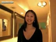 Japońska dziewczyna brana analnie
