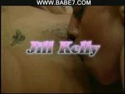 Jim Kelly grupowy sex w ogrodzie