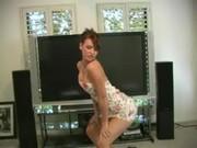 Jessica - zajebisty striptiz