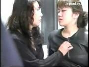 Niegrzeczne Azjatyckie lesbijki