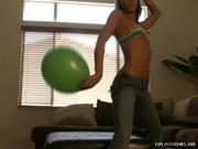 Ujeżdzanie balona
